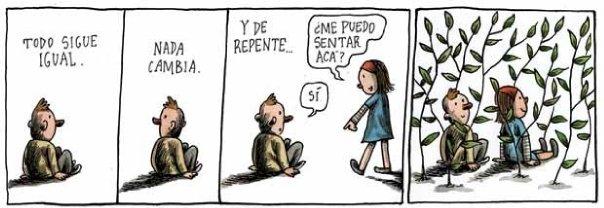 Liniers: Y de repente