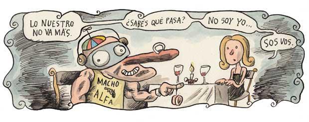 Liniers: Lo nuestro no va más
