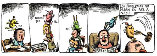 Liniers: Los problemas no dejan en paz a nadie