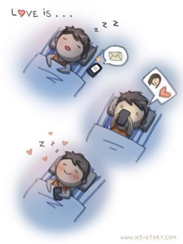 HJ-STORY.com - El amor es...