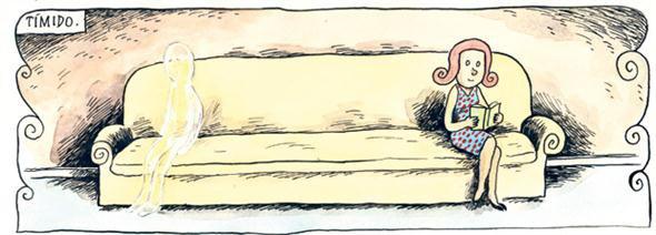 Liniers: Tímido