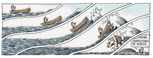 Liniers: Bueno... empecemos de nuevo