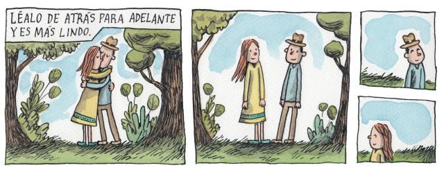 Liniers - Léalo de atrás para adelante y es más lindo