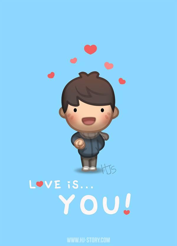 HJ-story.com – Amor eres tú