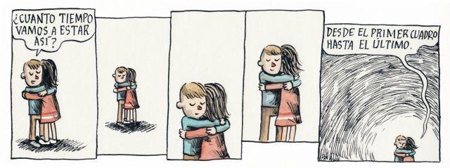 Liniers – ¿Cuánto tiempo vamos a estar así? Desde el primer cuadro hasta el último.