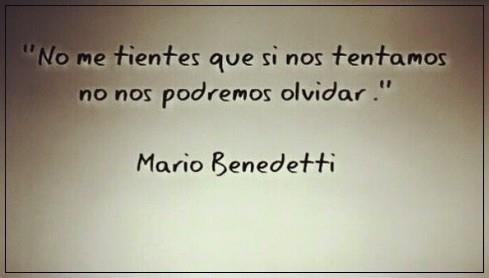 Mario Benedetti –