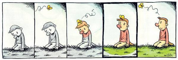 Liniers – la felicidad de las pequeñas cosas