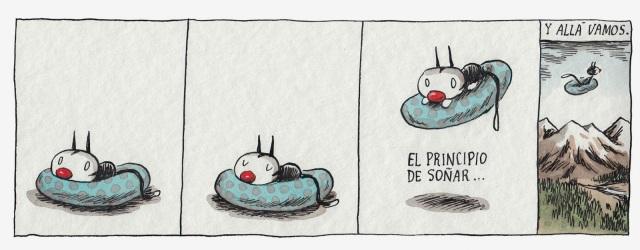 Liniers – El principio de soñar… y allá vamos.