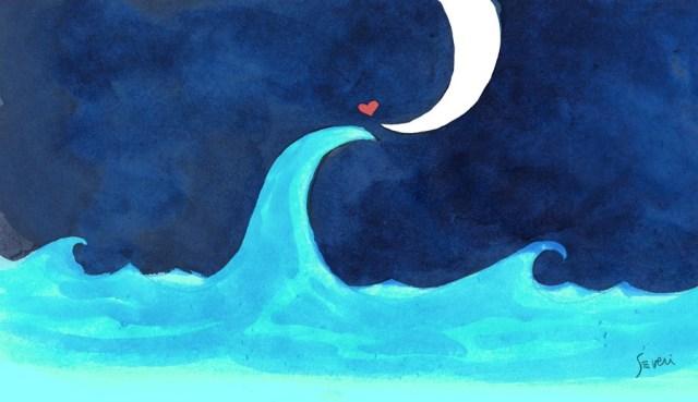 Severi – Luna y mar