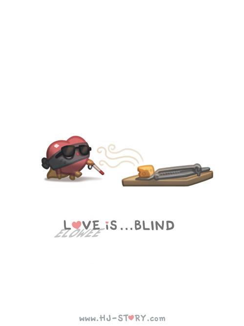HJ-story.com – El amor es ciego