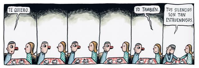 Liniers – Tus silencios son tan estruendosos