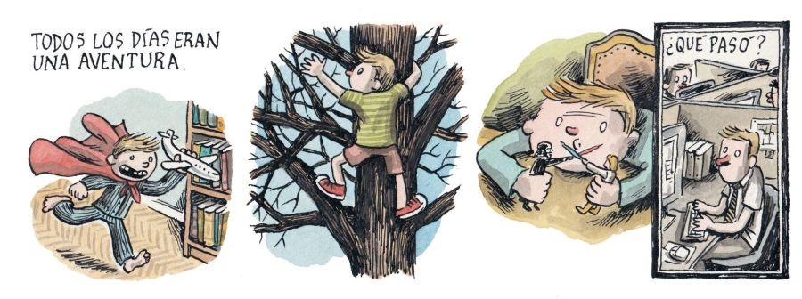 Liniers – Todos los días eran una aventura. ¿Qué pasó?