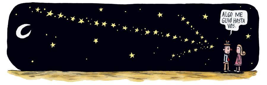 Liniers – Algo me guió hasta vos