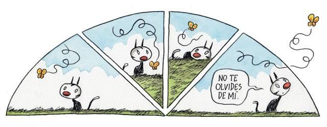 Liniers – No te olvides de mí.