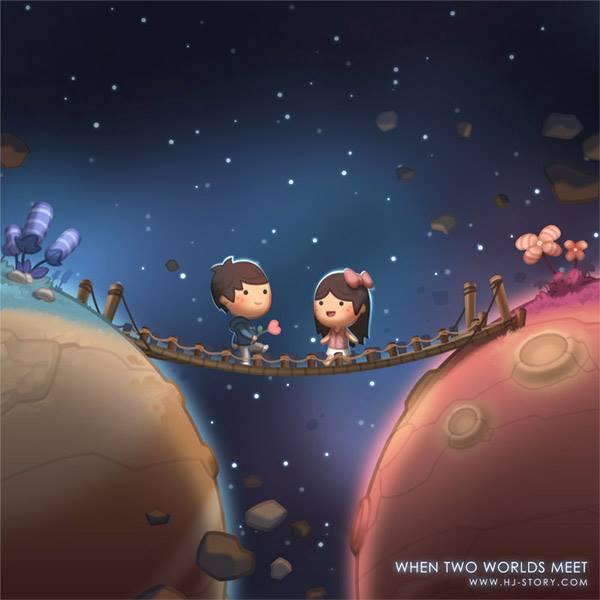 HJ-story.com – Cuando dos mundos se encuentran