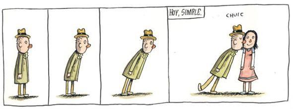 Liniers – Hoy, simple (chuic)