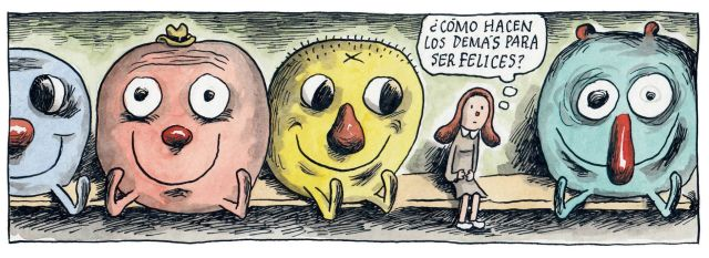 Liniers - ¿Cómo hacen los demás para ser felices?