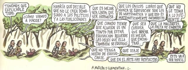 Liniers - Tenemos que explicarle todo...