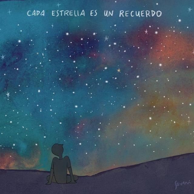 Severi - Cada estrella es un recuerdo.